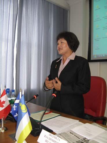 Людмила Владимировна Шулунова